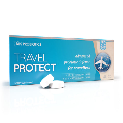 Travel Protect - advanced probiotic defence for travellers