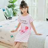 Short Sleeved Nightgown
