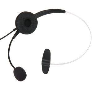 Monaural Corded Headset