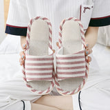 Foam Striped Shoes