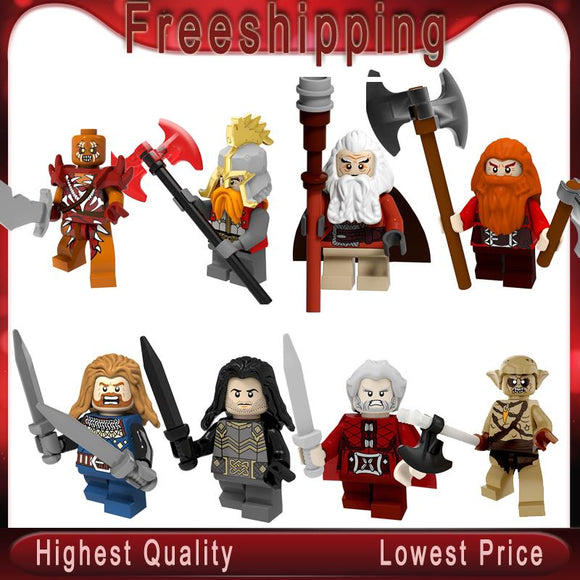 Lord of the Rings Building Blocks