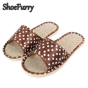 Flax Home Slippers