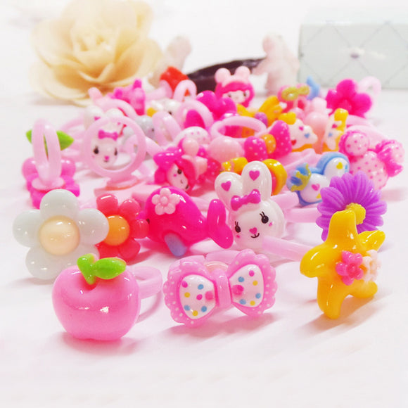 Resin Plastic Rings