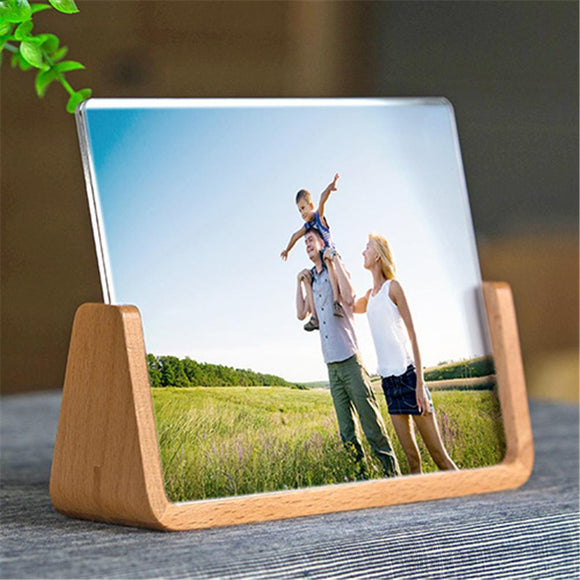 European Solid Wooden Photo Frame