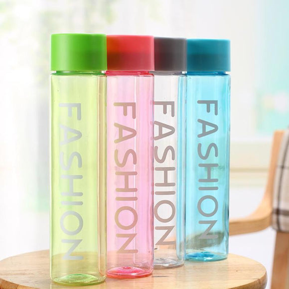 Multicorlor Leak-Proof Water Bottle