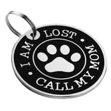 Pet Customized Round Tag