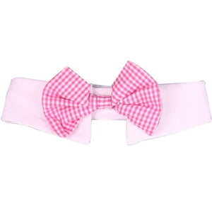 Adorable Grid Pattern Bow Tie