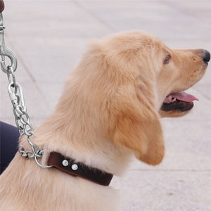 Leather Durable Pet Collar