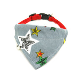 Pet Triangular Collar Neckerchief