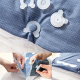 Duvet Donuts Gripper Holders