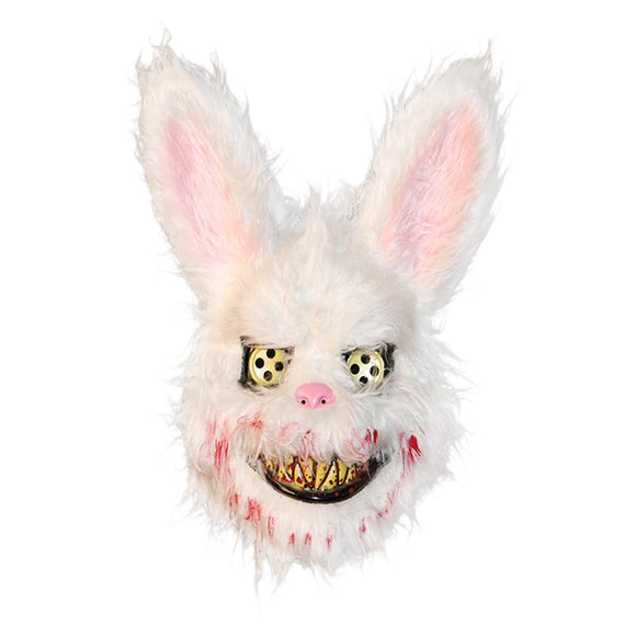 Evil Bloody Bunny Mask