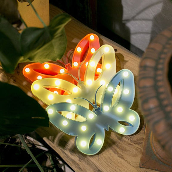 Novelty 3D LED Lamp