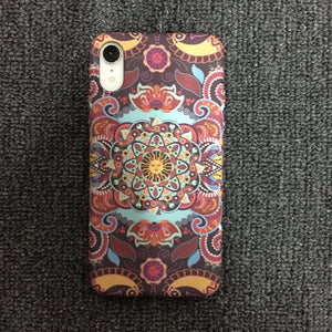 Wind Relief Painting Phone Cases