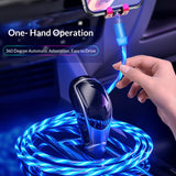 LED Flow Glow Lighting Magnetic USB Cables