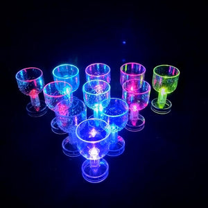 Activated Light up Beer Whisky Drink Cup