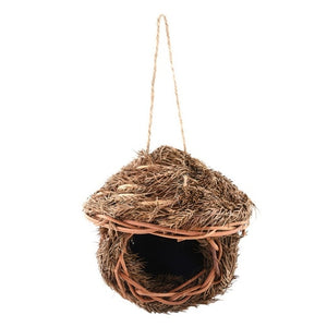 Straw Bird Cages