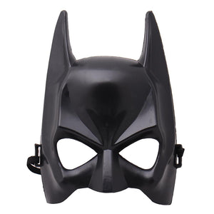Halloween Half Face Batman Mask
