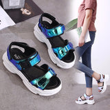 Hollow Out Women Sandals