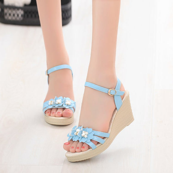 Peep-Toe Shoes