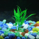 Artificial Aquarium Fish Plant Tank