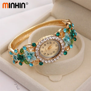 Luxury Bangle Watch