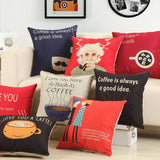 Decorative Colorful Cushions