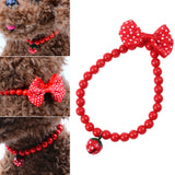 Pet Acrylic Beads Necklace