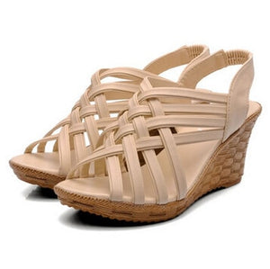 European Wedges Shoes