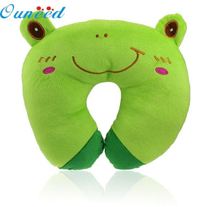 Cartoon U Shaped Neck Relax Pillow