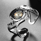 Women Bangle Wristwatch
