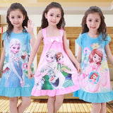 Snow Queen Dresses