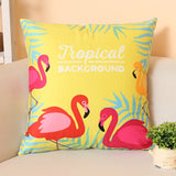 Soft Flamingo Pillowcase