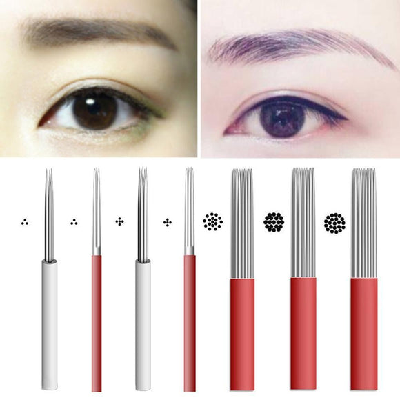 Microblading Eyebrow Needles