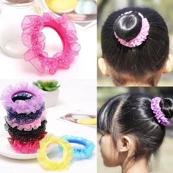 Flower Candy Hair Rope
