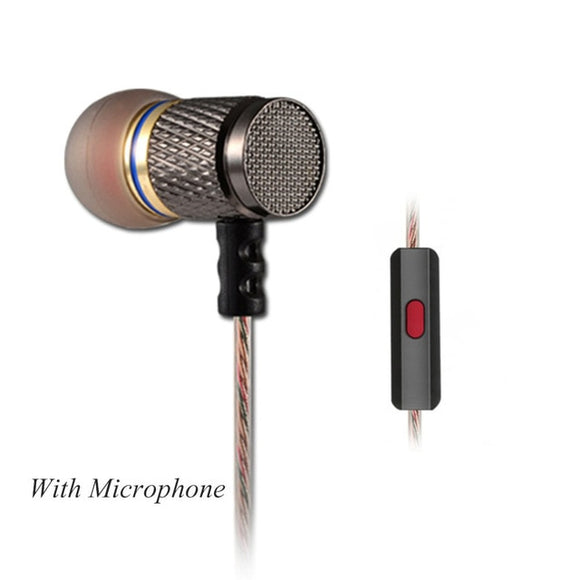 Microphone Earbuds