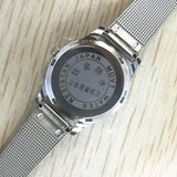 Diamond Quartz Watch