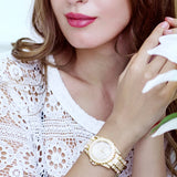 Bling Casual Ladies Watch