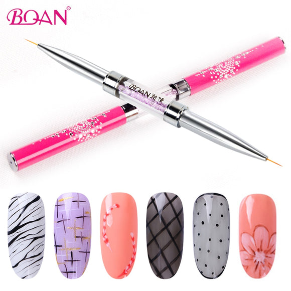 Acrylic Liner Nail Art Brush