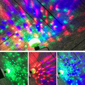 Mini RGB LED Ball
