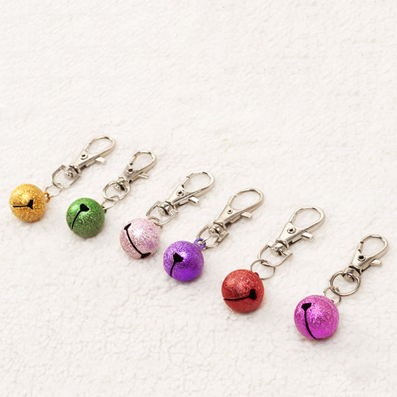 Lovely Small Pet Bell Pendant