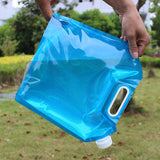 Foldable Drinking Water Container S