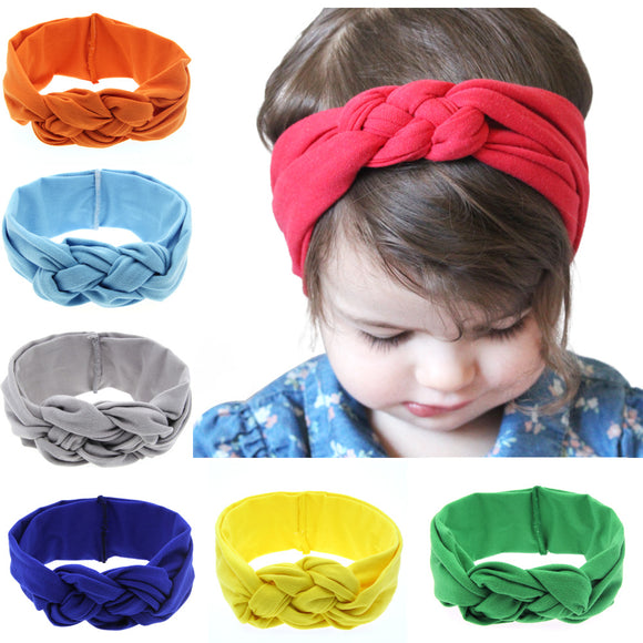 Weave Knot Hair Band