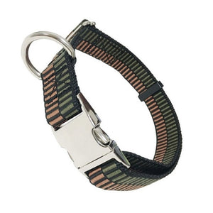 Adjustable Rainbow Nylon Strap