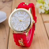 Sport Rhinestone Watch