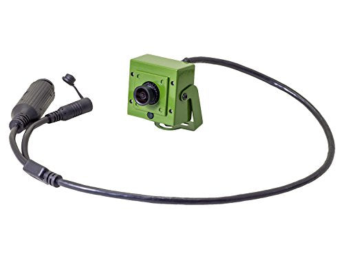 HD PoE Bird Box Camera with Mobile Access