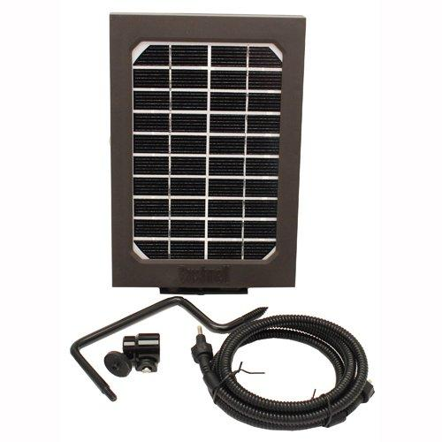 Bushnell 119656C Trophy Cam HD Brown Solar Panel Clam