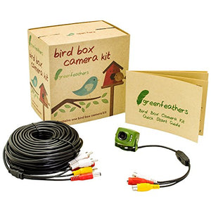 Wired Bird Box Camera
