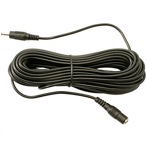 10 Metre DC Power Extension Cable with 1.3mm/3.5mm Male Female Jack