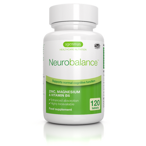 Neurobalance - Zinc, magnesium & vitamin B6 for adults & children