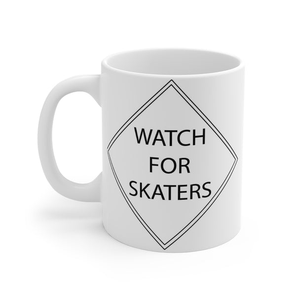 Watch for Skaters Mug